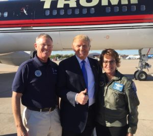 Trump Candidate Wendy Rogers Takes on Democrat in Arizona