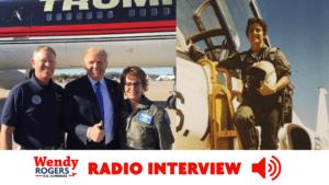 Wendy Rogers Radio Interview