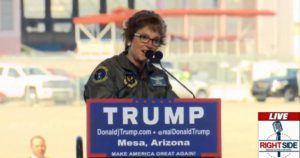 Wendy Rogers Trump Candidate