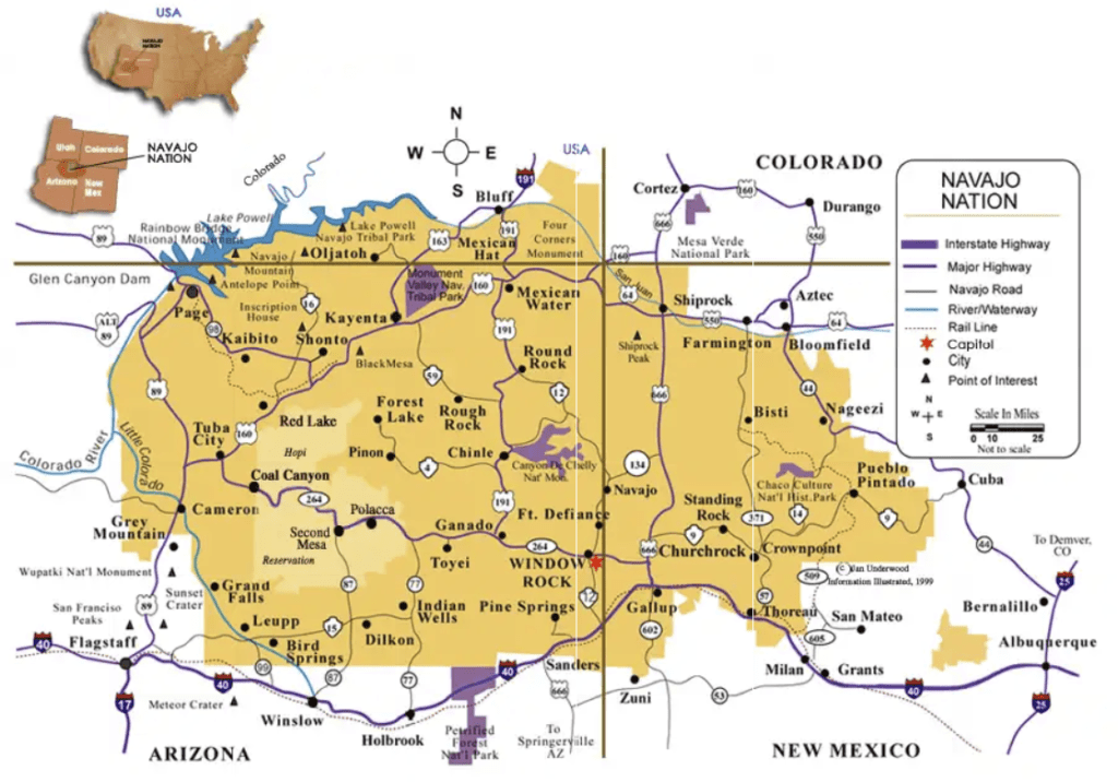 Navajo Reservation Arizona Map.Arizona S First Congressional District Wendy Rogers